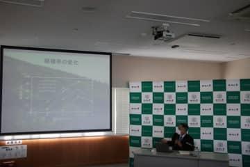 富士山の森林限界は温暖化で上昇、新大・崎尾均教授の40年間の現地調査で判明