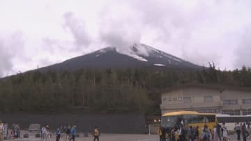 富士山登山鉄道構想 山梨県の試算は総事業費1200億~1400億円