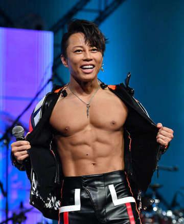 西川貴教が筋肉美への誹謗中傷に「この体か、これ以上になってから言ってくれ」