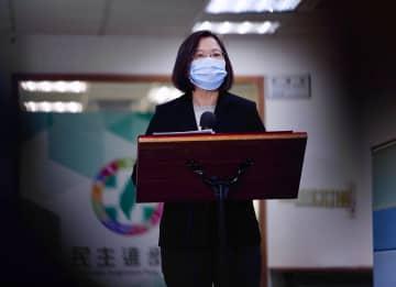 Taiwan president saddened by Hong Kong activist rulings