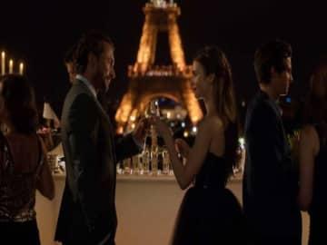 'Emily in Paris' star William Abadie wishes jailed Egyptian activist happy birthday