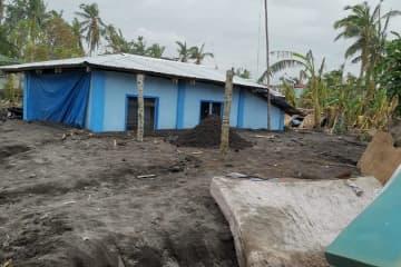 コロナ禍で「スーパー台風」が発生したフィリピン 緊急援助活動を開始