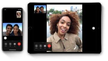 iOS 14.2でiPhone 8以降のモデルがFaceTimeの1080pテレビ電話に対応