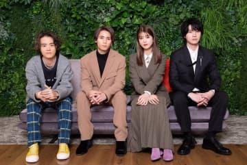 """神谷健太・HIROSHI・桜田通、『3Bの恋人』で""""3B""""役に"""