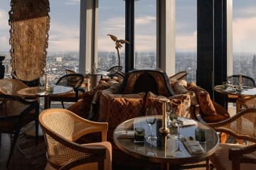 Celebrate father's day this year with Gun Napat at Thailand's highest restaurant and bar