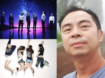 'Peace and respect': Chito Miranda defends Filipino K-pop fans from haters