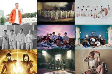 BTS、SEVENTEEN、TOMORROW X TOGETHER が韓国から熱いパフォーマンス!