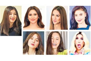 Pinoy celebrities among Forbes top digital stars