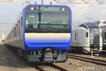 JR東日本、横須賀線・総武快速線E235系を報道公開 - 12/21デビュー