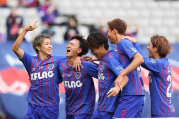 Gasmen Celebrate Return to J1 Action with Win Over Sanfrecce