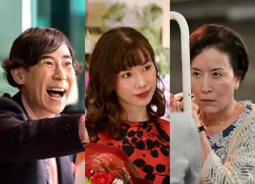 仲里依紗、武井咲は「美しさが増していた」『黒革の手帖』で再共演
