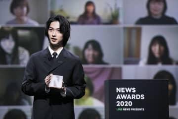 横浜流星「NEWS AWARDS」俳優部門受賞「素直に嬉しい」