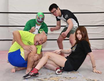 【DDT】クロちゃん一石二鳥のV宣言「上福ちゃんと結婚」「大仁田は無期限引退」