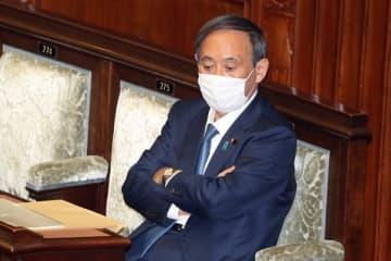 菅首相忘年会「アクリル板なし」西村大臣の墓穴発言で窮地 画像