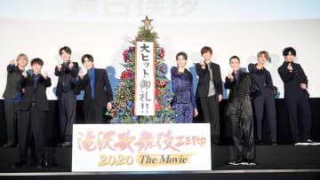 Snow Man 岩本照「虫はきびぃ(笑)」ジャニーズJr.が「滝沢歌舞伎」の裏話を明かす!