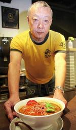 思い出の地で担々麺を 専門店オーナーは元美容師 神戸・旧居留地