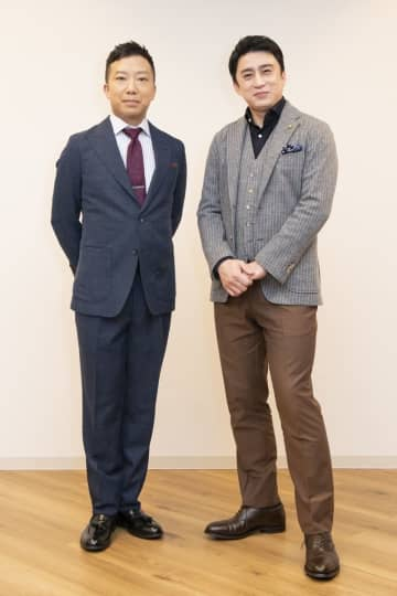 歌舞伎×配信の新たな形! 松本幸四郎&市川猿之助「無限の可能性を詰め込んだ」