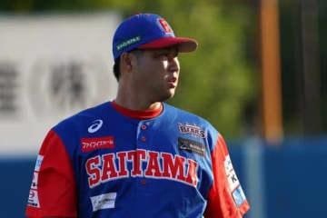 田澤純一が台湾の味全に移籍 BC埼玉武蔵が発表「野球を続けるべきか悩みました」