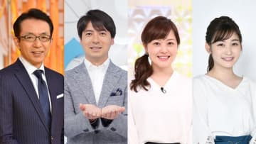 『ZIP!』水卜アナ『スッキリ』岩田アナ『バンキシャ』桝アナ 日テレ3番組刷新