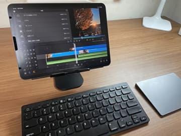 年末年始、何する? そうだ! iPad Proを用いた動画作成がいいかも!!