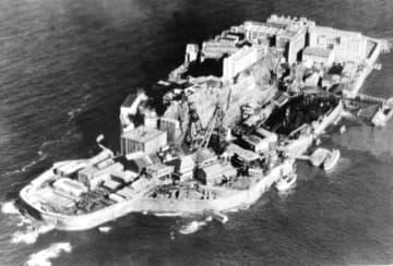 <あのころ>軍艦島の採炭終了