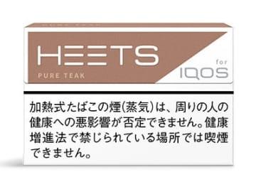 IQOSのHEETSブランドに2年ぶりの新製品、レギュラー派待望の「ヒーツ・ピュア・ティーク」