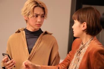 『年の差婚』第3話 THE RAMPAGE吉野北人が登場 オフィスで上半身裸に!?