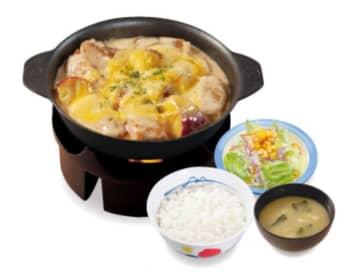 松屋、昨年人気の「シュクメルリ鍋定食」復刻販売。ジョージアの郷土料理再び