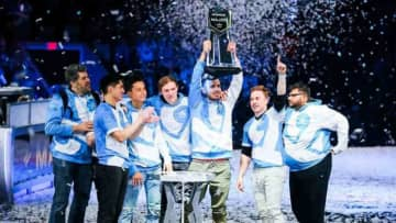 Signed Cloud9 jersey survives fire that burns everything else