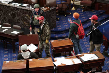 Commentary: Capitol coup: You call this making America great?
