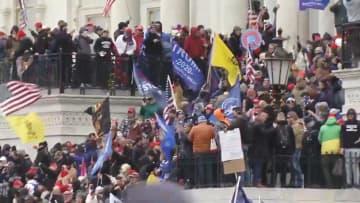 民主勝利の「ブルーウェーブ」 トランプ支持者は暴徒化・・・根深い分断の行方