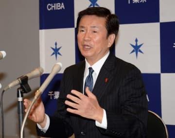 【緊急事態宣言】千葉・森田知事「今回がラストチャンス」 時短協力金6万円、外出自粛要請も