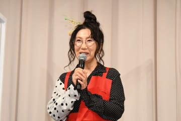 室井滋 富山の米騒動を多くの人に知ってもらえることが「私としてはうれしい」 「大コメ騒動」イベント