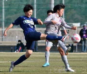 クラブユース女子サッカー開幕 ザスパレディースU-18は引き分け発進