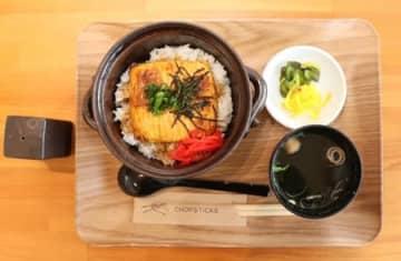 地元食材生かしアイデアメニュー 阿賀野高と瓦テラスがコラボ