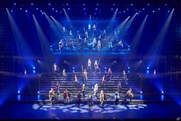 「ミュージカル『刀剣乱舞』五周年記念 壽 乱舞音曲祭」が開幕!舞台写真到着