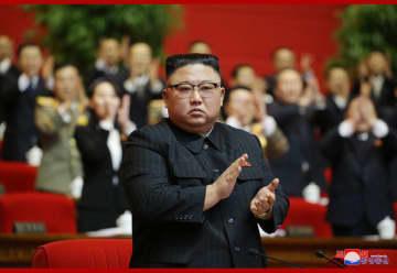 朝鮮労働党第8回大会が中国共産党へ答電
