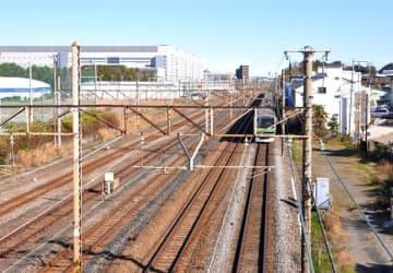 東海道線「村岡新駅」中止求め署名提出 市民団体、県と藤沢市に