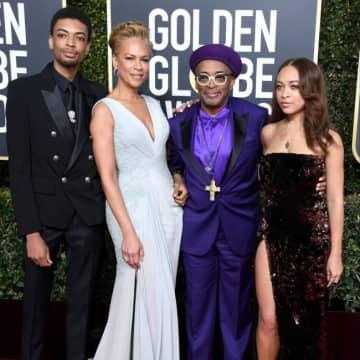 スパイク・リーの子供達がゴールデン・グローブ賞のアンバサダーに
