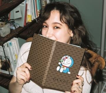 「ドラえもん×GUCCI」コラボノート、メモ、便箋セットが特別付録に! 「CanCam」ほかファッション雑誌3誌