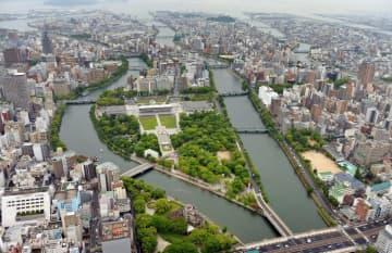 広島、80万人の無料検査検討 市中心4区の全住民ら、任意で 画像