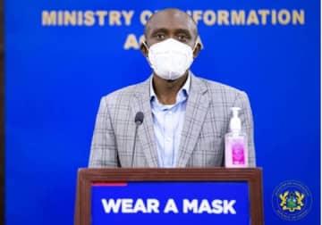 New Coronavirus Variant Not Yet Detected In Ghana – GHS