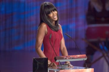 Kenyan campaign to draw tourists with Naomi Campbell met with ire