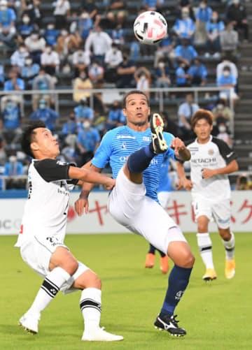 【J1横浜FC】レアンドロドミンゲスが契約満了で退団