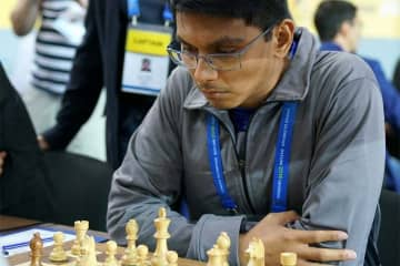 GM Ino Sadorra: Chess, a can of spam and 'never say die'