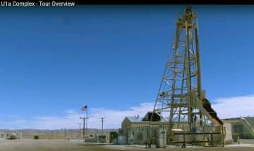米国、昨年11月に臨界前核実験 トランプ政権で3回目、ネバダ州 画像