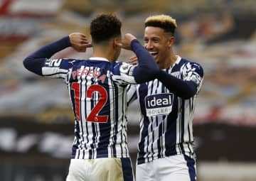 Brighton, West Brom boost survival hopes with victories