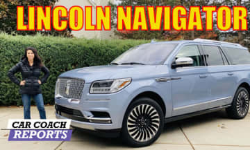 The Car Coach: The 2020 Lincoln Navigator luxury SUV review