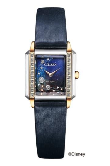 シチズンとディズニーがコラボ ミッキーやプーさんデザインの限定腕時計