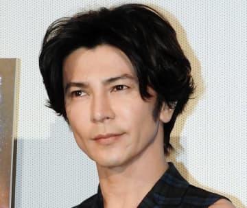 武田真治 コロナの次はインフル感染で舞台休演 16日に発熱、診断